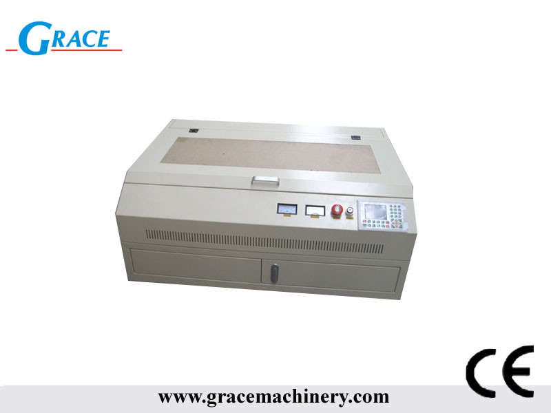 Desktop CO2 Laser engraving machine G4030 40W