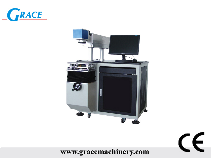 Fiber metal laser marking machine F20A