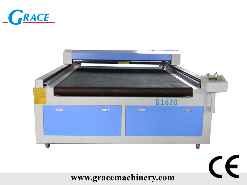 Auto feeding laser cutting machine G1620