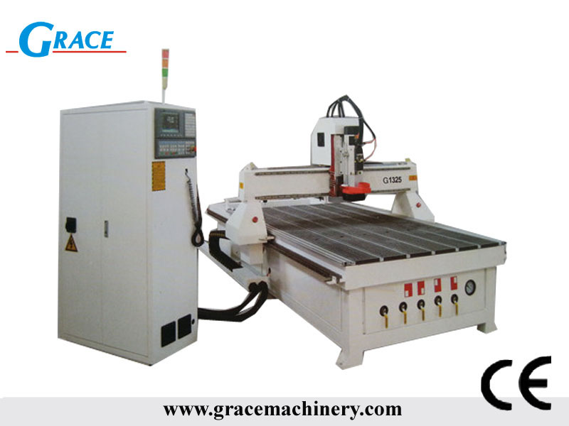 auto tool change cnc router linear type 9kw G1325ATC