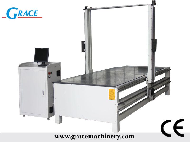 eps foam cutting machine