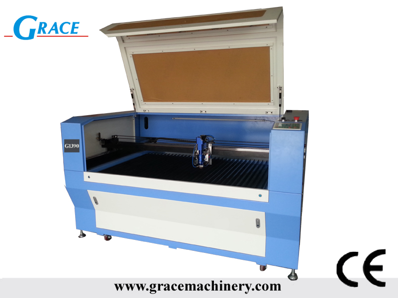 metal and nometal mixture cutting laser machine G1290