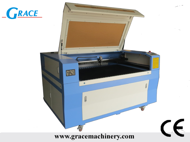 Acrylic laser cutting machine G1290