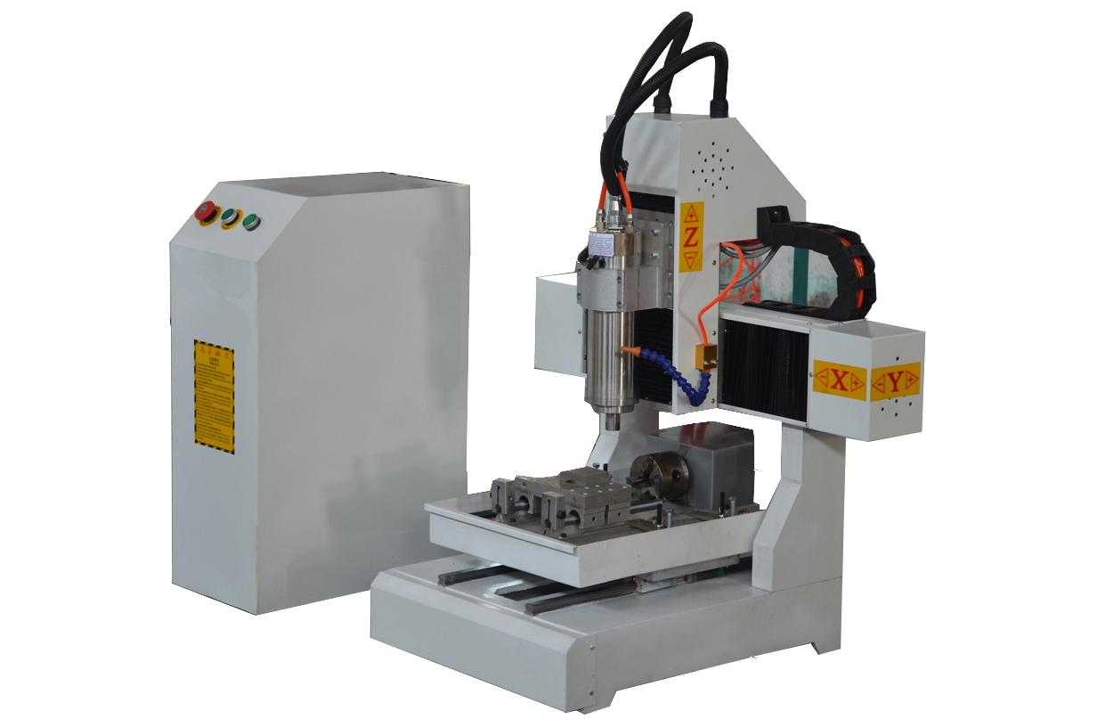 G3636 metal & nonmetal working mini CNC