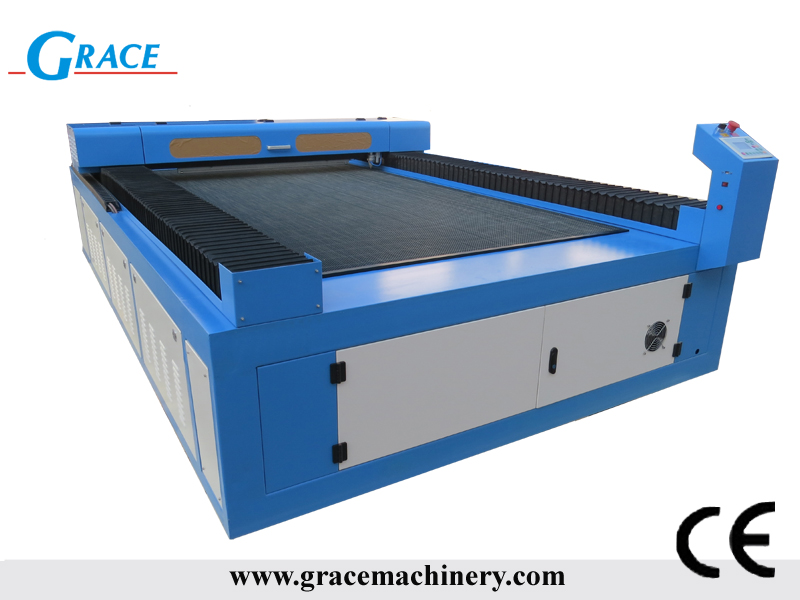 Nonmetal material cutting laser machine G1325