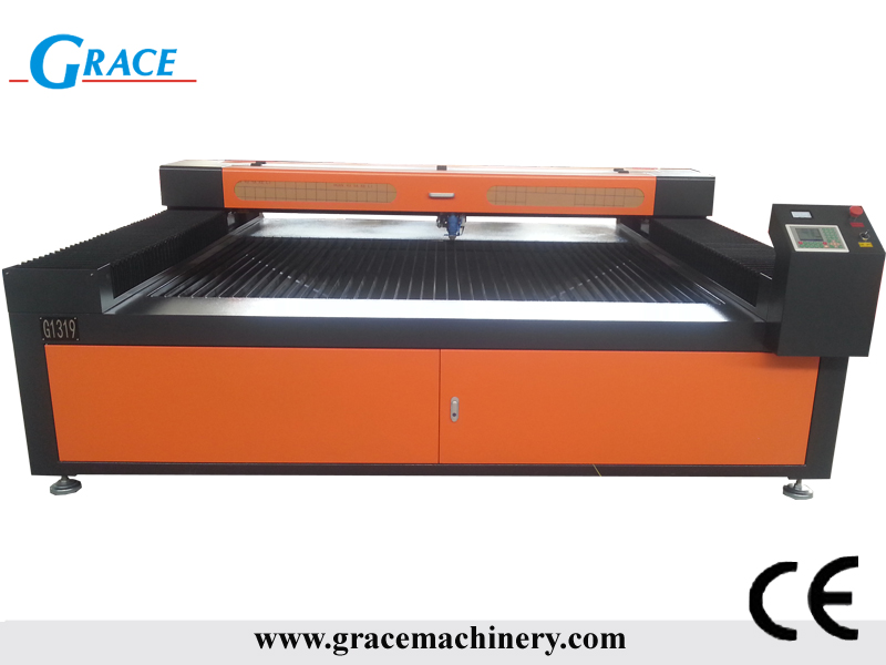 laser machine for cutting stainless steel G1319 150W RECI