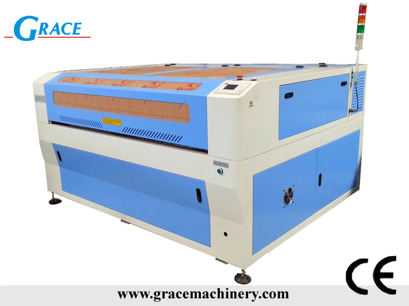 G1612 metal & nonmetal cutting laser machine